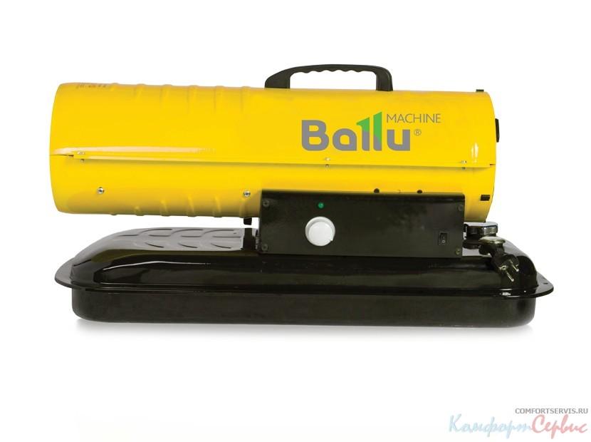 Дизельная тепловая пушка Ballu BHD-15 S