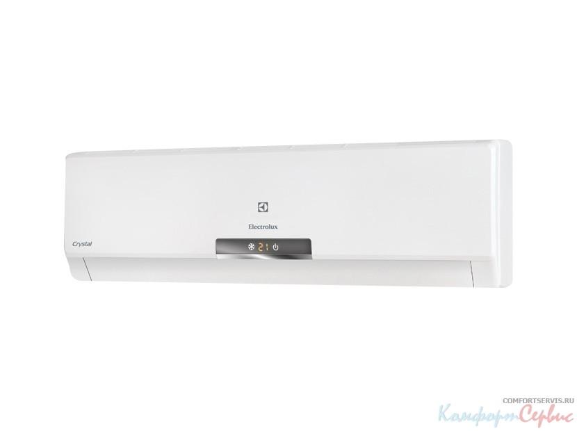 Сплит-система Electrolux EACS - 24 HC/N3 серия Crystal Style хладагент R410A