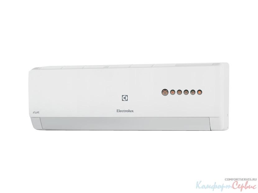 Сплит-система Electrolux EACS-07 CL/N3 серия il`LOFT хладагент R410A