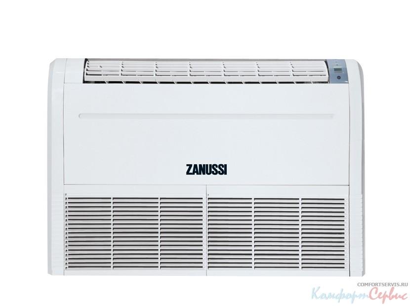 Сплит-система напольно-потолочного типа  Zanussi ZACU-18H/N1 комплект