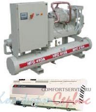 Чиллер водяного охлаждения Daikin EWWQ440AJYNN/A