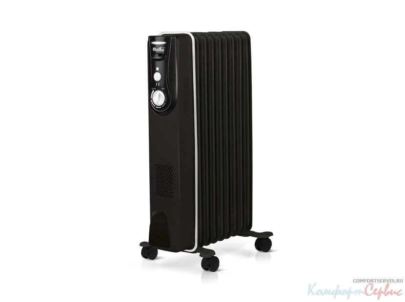 Масляный радиатор Ballu Modern BOH/MD-09BB 2000 (9 секций)