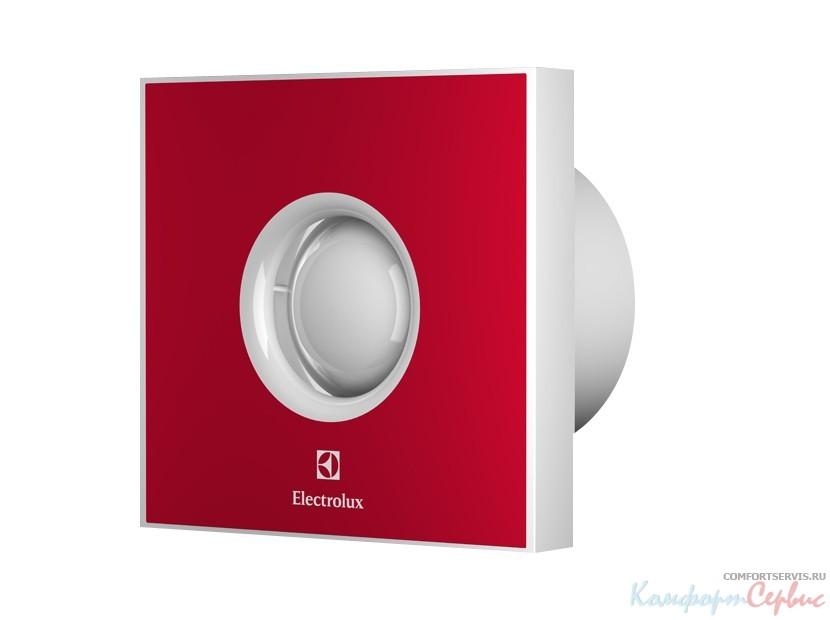 EAFR-100 red Вытяжной вентилятор