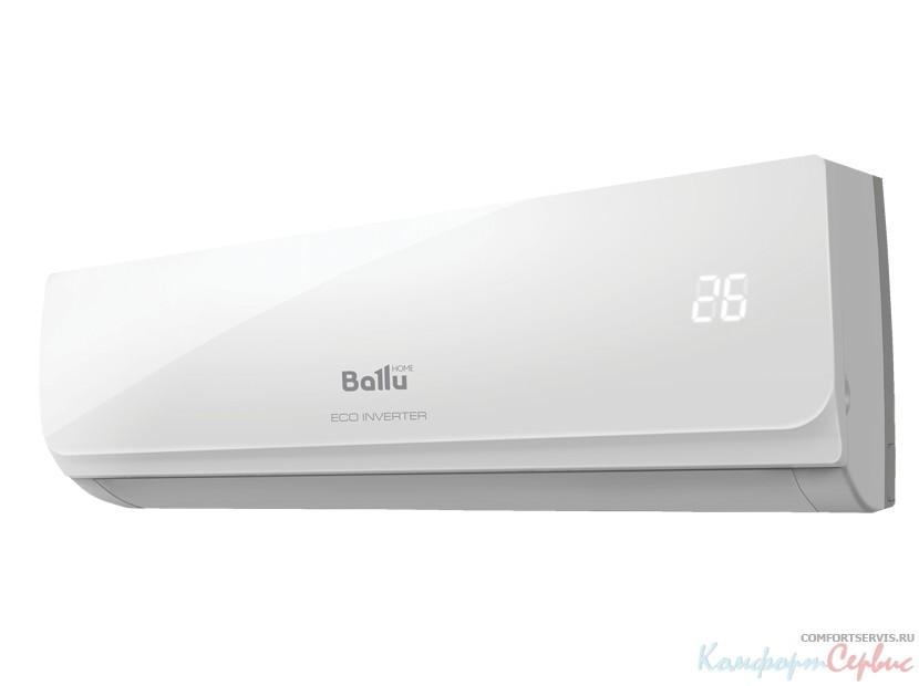 Инверторная сплит-система Ballu BSWI-09HN1 серии Eco Inverter (комплект)
