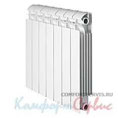 Биметаллические радиаторы Global STYLE PLUS 350