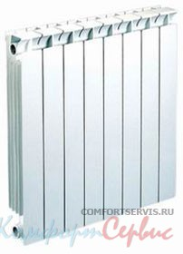 Биметаллические радиаторы Global Style 350