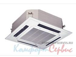Кассетный фанкойл General climate GCKA 950 HRN4(4T) (GCKA-950F)