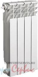Биметаллические радиаторы WEIZAO 500х80 (4 секции Арт. 01.00)