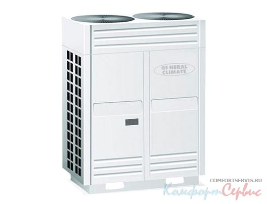 Внешний блок мультизональной системы воздушного охлаждения General climate GW-MV120/N1D3 (DV-MAX mini)