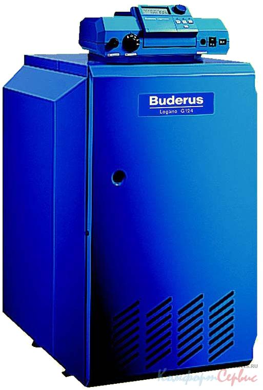 Напольный газовый котел Buderus Logano G124-32 WS
