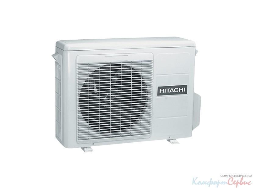 Наружный блок инверторной мульти сплит системы Hitachi RAM-53QH5