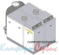 Напольный газовый конденсационный двухкорпусный котел De Dietrich С 610-1000 Eco