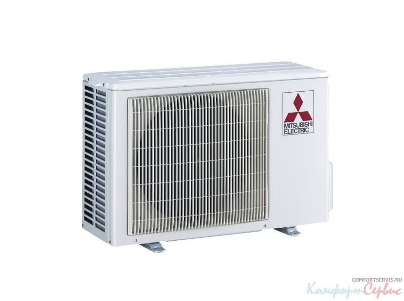 Наружный блок серии Standart Inverter для канальных кондиционеров Mitsubishi Electric SUZ-KA25 VA