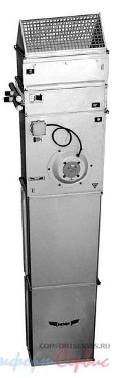 Тепловая завеса Korf PWZ 70-40 E/5