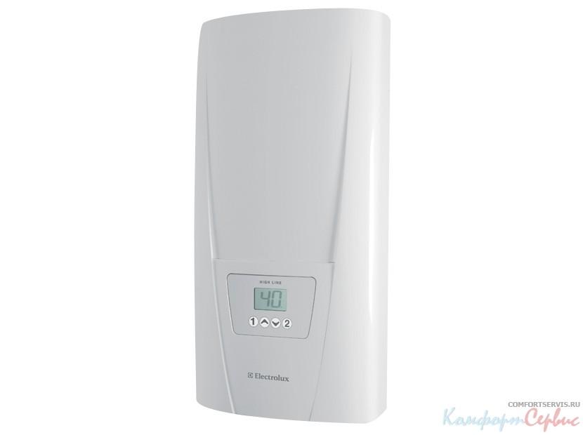 Электрический проточный водонагреватель Electrolux SP 18-27 HIGH LINE